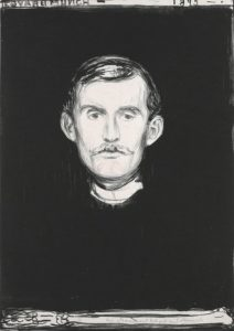 自画像(1895年)