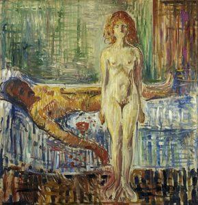 「マラーの死」(1907年)
