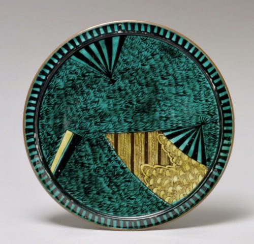 【参考】青手九谷の例 メトロポリタン美術館所蔵品