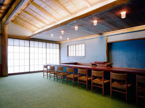 迎賓館赤坂離宮・和風別館 即席料理室