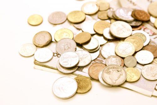 余った外貨のコイン、どうする?