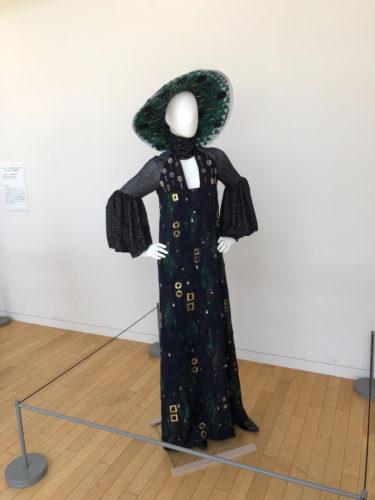 文化服装学院によるエミーリエ・フレーゲのドレス