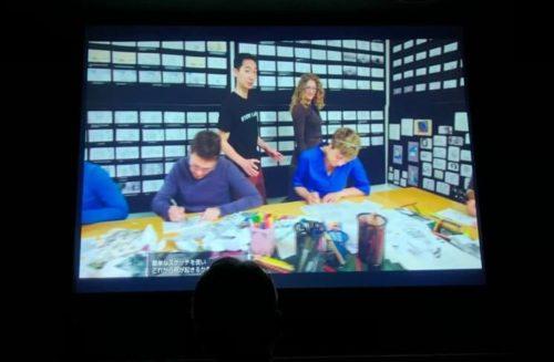 ピクサーのひみつ展 イントロダクション映像