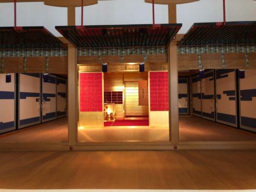 黄金の茶室・復元(MOA美術館)
