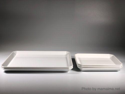 TY Square Plate 右:90mm 左:165mm