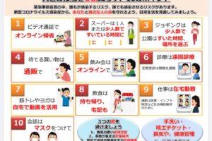 4/22 新型コロナウイルス感染症対策専門家会議資料より引用