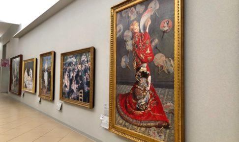 大塚国際美術館の展示風景(筆者撮影)